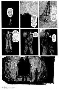 "Graphic Novel ""From Hell"" de Alan Moore"