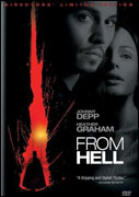 "Capa do DVD ""From Hell"""